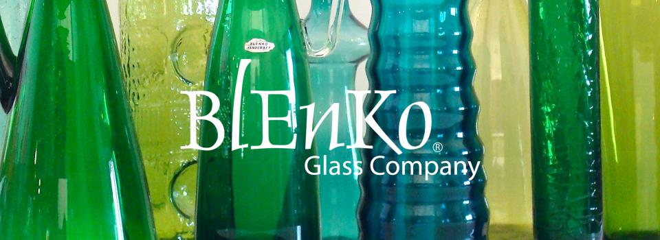 Blenko Glass Company Lititz Watch Jewelry